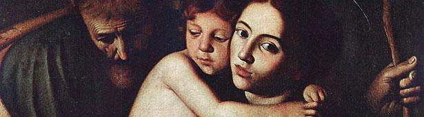 L int rieur du caravage exposition au palis royal for Caravaggio a milano