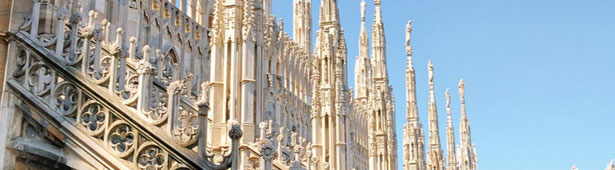 Milan Cathedral Rooftops Private Tour